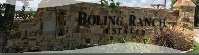 Boling Ranch Estates